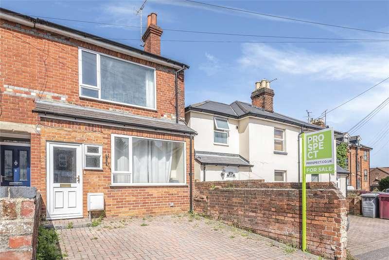 3 Bedrooms End Of Terrace House for sale in Norcot Road, Tilehurst, Reading, Berkshire, RG30