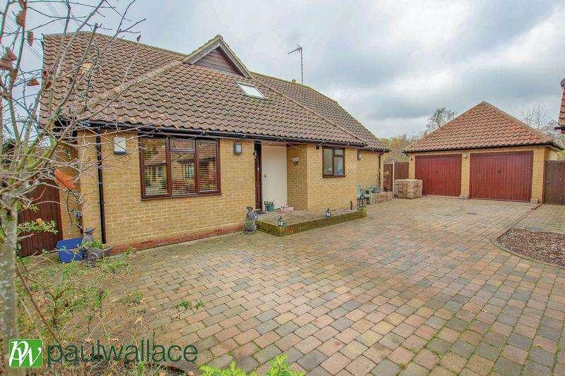 3 Bedrooms Bungalow for sale in Arrow Yard, Broxbourne