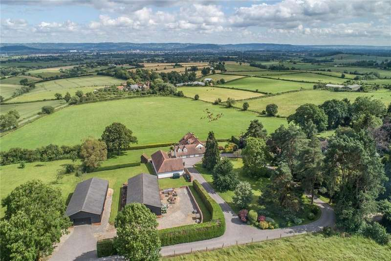 5 Bedrooms Detached House for sale in Over Old Road, Hartpury, Gloucestershire, GL19