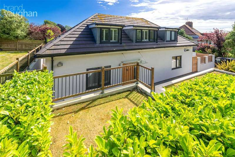 4 Bedrooms Detached House for sale in Balfour Road, Brighton, East Sussex, BN1
