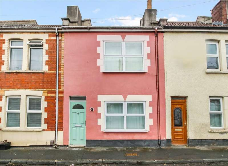 2 Bedrooms Terraced House for sale in Brighton Terrace, Bedminster, Bristol, Avon, BS3