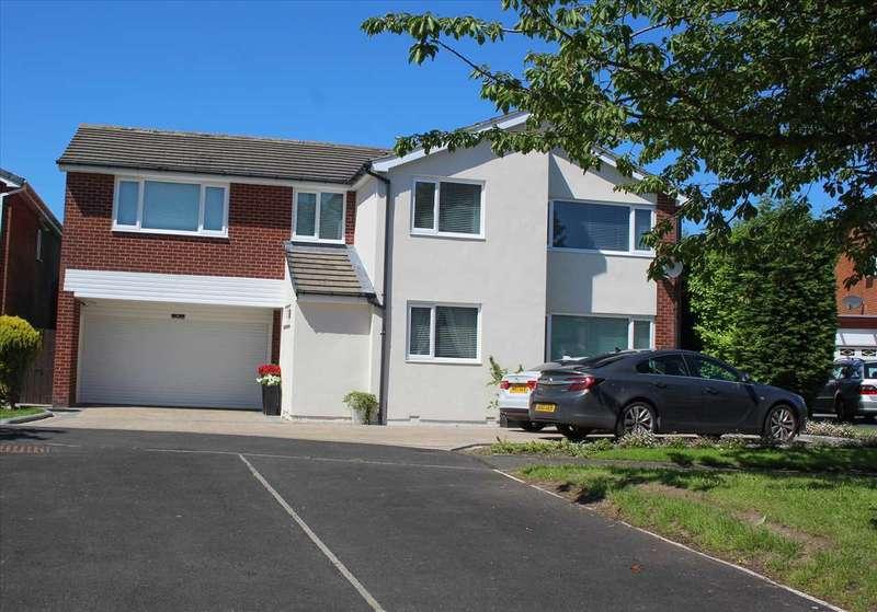 5 Bedrooms Detached House for sale in Richmond Way, Barns Park, Cramlington