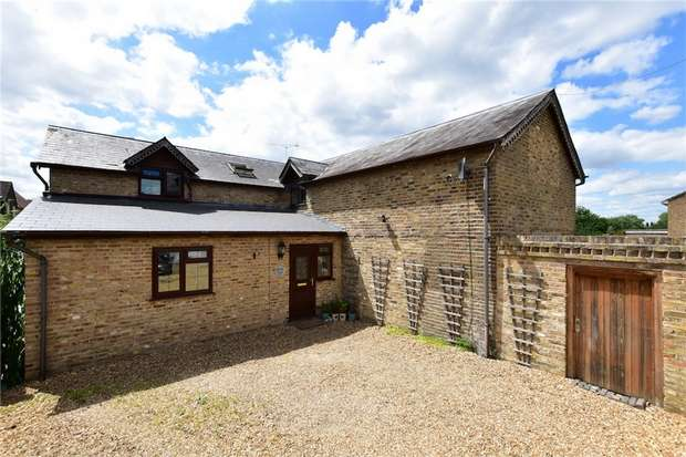 4 Bedrooms Detached House for sale in High Street, Iver Village, Buckinghamshire