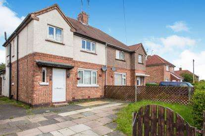 3 Bedrooms Semi Detached House for sale in Wheelman Road, Crewe, Cheshire