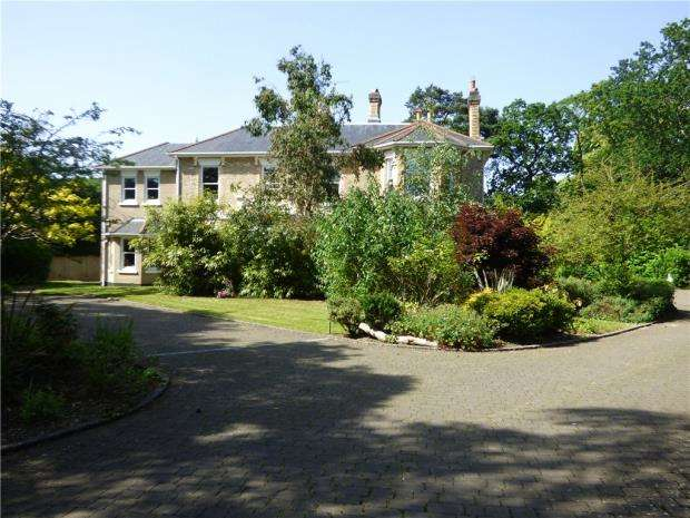 2 Bedrooms Apartment Flat for sale in Meyrick Gate, 16 Wimborne Road, Bournemouth
