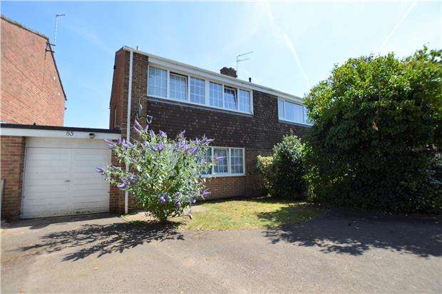 3 Bedrooms Semi Detached House for sale in Friary Grange Park, BS36 1NB