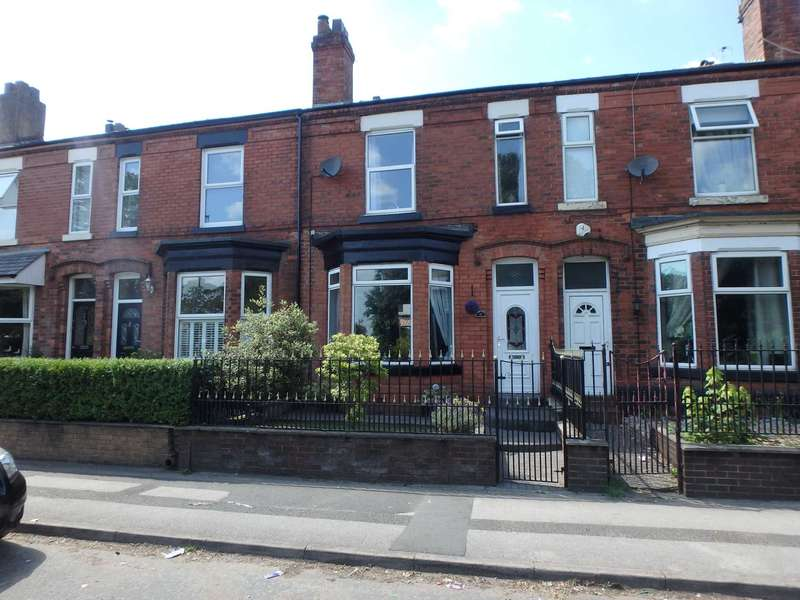 3 Bedrooms Terraced House for sale in Manchester Road, Warrington