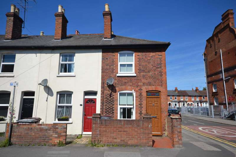 2 Bedrooms End Of Terrace House for sale in Swansea Road, Reading