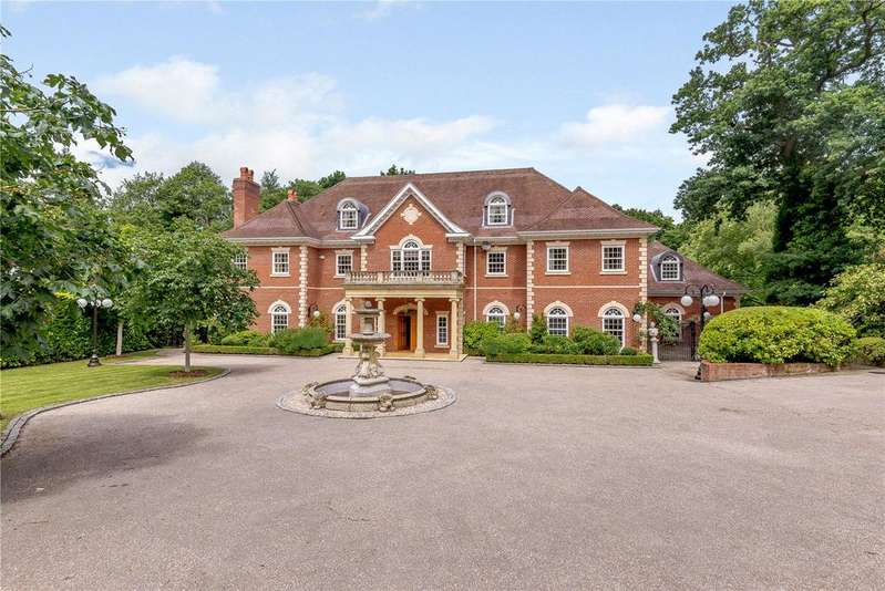 7 Bedrooms Detached House for sale in London Road, Sunningdale, Ascot, Berkshire, SL5