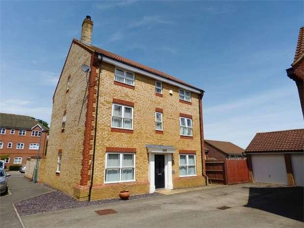 6 Bedrooms Detached House for sale in Borough Bridge, Oakhill, Milton Keynes, Buckinghamshire