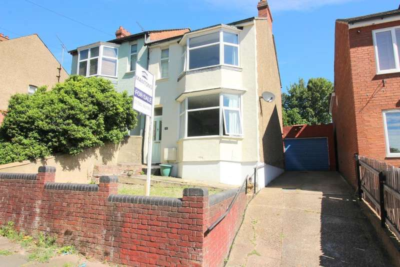 2 Bedrooms Semi Detached House for sale in Richmond Hill, Luton, Bedfordshire, LU2 7JG