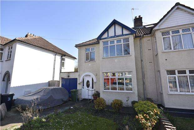 3 Bedrooms Semi Detached House for sale in Bedminster Road, Bedminster, Bristol, BS3 5PE