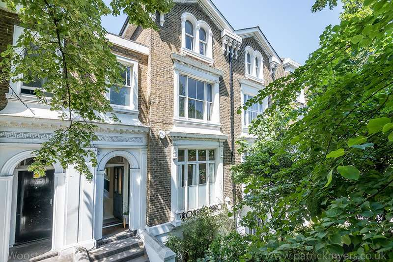 4 Bedrooms Terraced House for sale in Trafalgar Avenue, Peckham, SE15