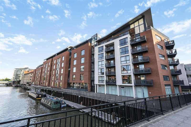 2 Bedrooms Flat for sale in Temple Bridge Apartments, Redcliffe