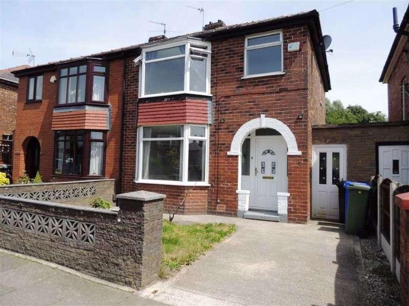3 Bedrooms Semi Detached House for sale in Scott Road, Droylsden, Manchester