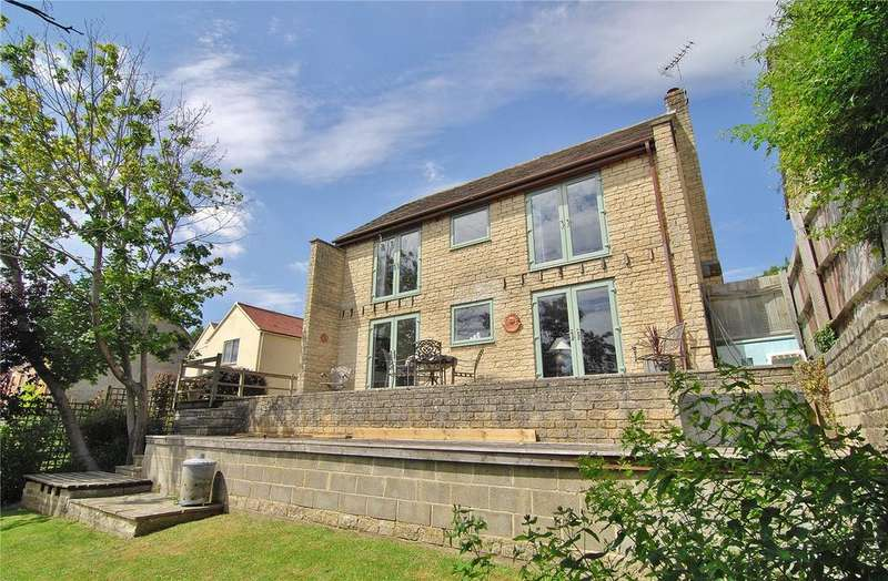 4 Bedrooms Detached House for sale in The Woodlands, Stroud, Gloucestershire, GL5