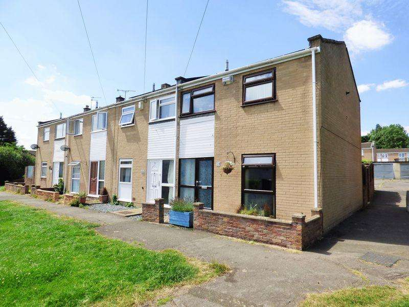 3 Bedrooms End Of Terrace House for sale in Underhill Road, Matson, Gloucester