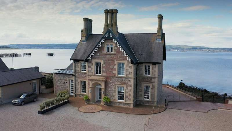 4 Bedrooms Semi Detached House for sale in East Clyde Street, Helensburgh , Argyll Bute, G84 7AX
