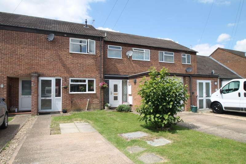2 Bedrooms Terraced House for sale in Cromers Close, Northway, Tewkesbury