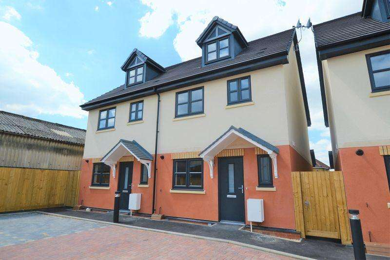4 Bedrooms Semi Detached House for sale in Whitchurch Mews, Bristol Road, Bristol