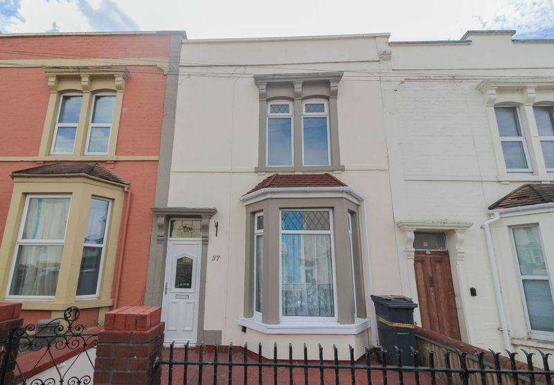 2 Bedrooms House for sale in Glen Park, Bristol