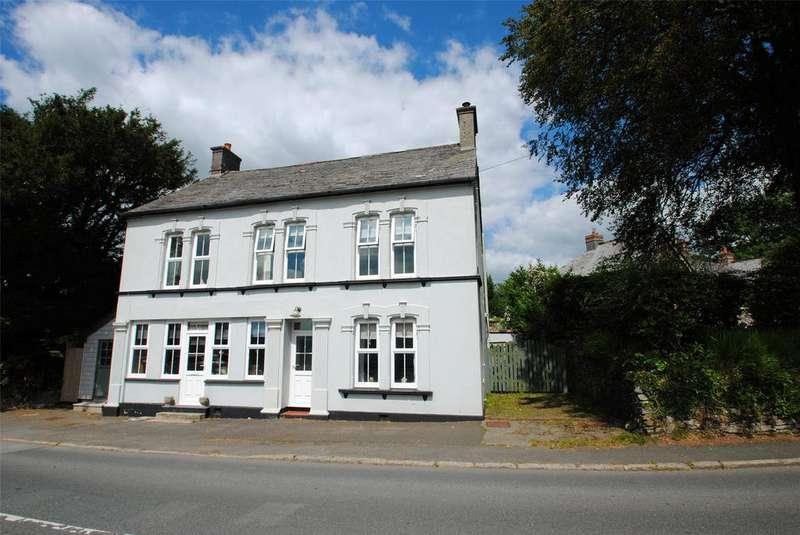 4 Bedrooms Detached House for rent in Coads Green, Launceston