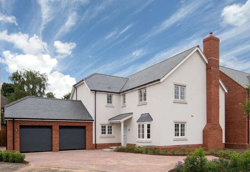 5 Bedrooms Detached House for sale in Danes Green, Silsoe.