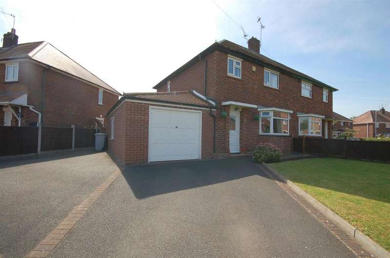 3 Bedrooms Semi Detached House for sale in Malbank Road, Crewe