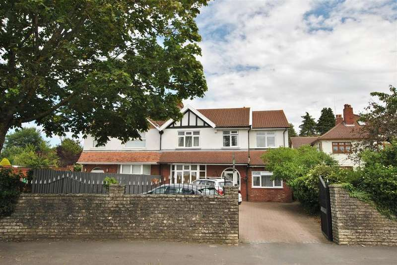 4 Bedrooms Semi Detached House for sale in Wells Road, Whitchurch