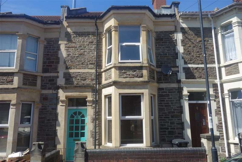 2 Bedrooms Terraced House for sale in Lena Street, EASTON, Bristol, BS5 6DB