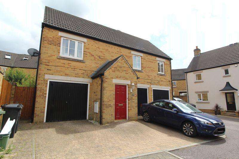 2 Bedrooms Coach House Flat for sale in Kings Drive, Stoke Gifford