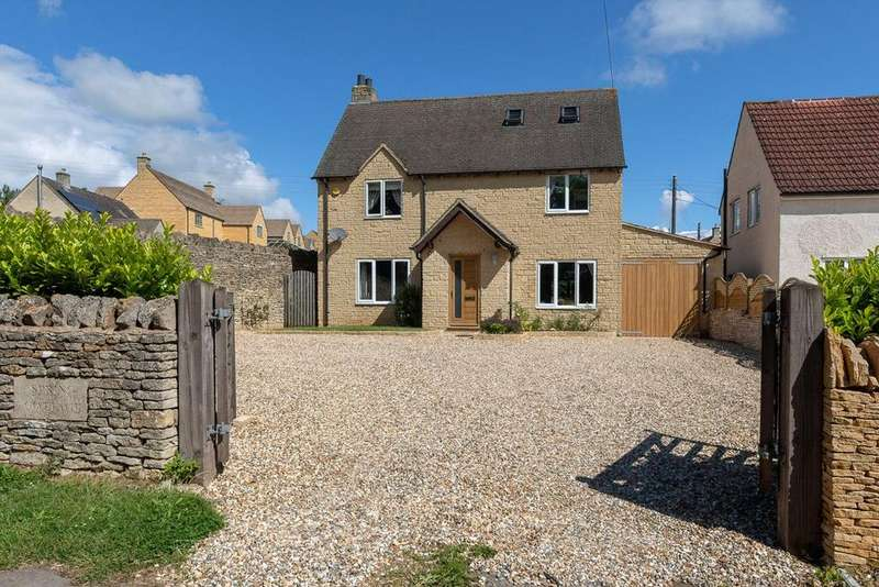 5 Bedrooms Detached House for sale in Oddington Road, Stow-On-The-Wold, GL54