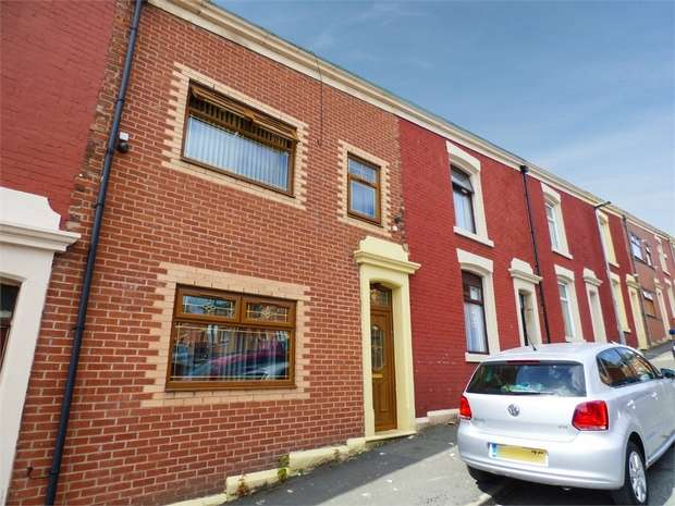 4 Bedrooms Terraced House for sale in Ribble Street, Blackburn, Lancashire