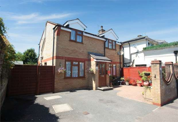 2 Bedrooms Detached House for sale in Villiers Road, Watford, Hertfordshire