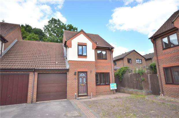 4 Bedrooms Semi Detached House for sale in Morden Close, Bracknell, Berkshire