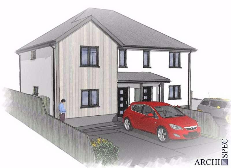 3 Bedrooms Semi Detached House for sale in Capel Evan Road, Carmarthen