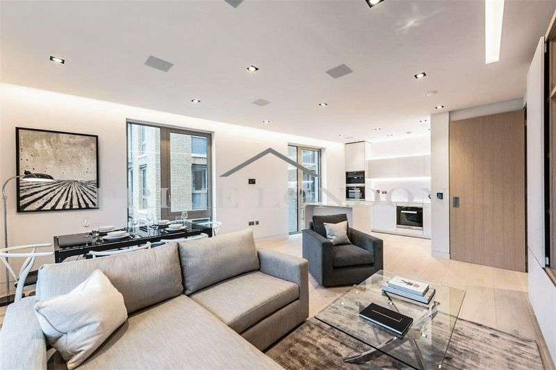 2 Bedrooms Property for sale in Chatsworth House, Duchess Walk, One Tower Bridge