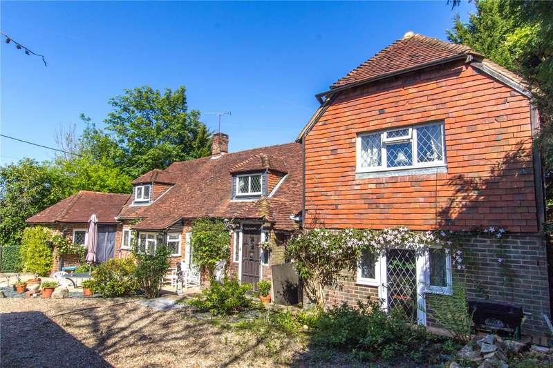 4 Bedrooms Detached House for sale in Maynards Green, Heathfield