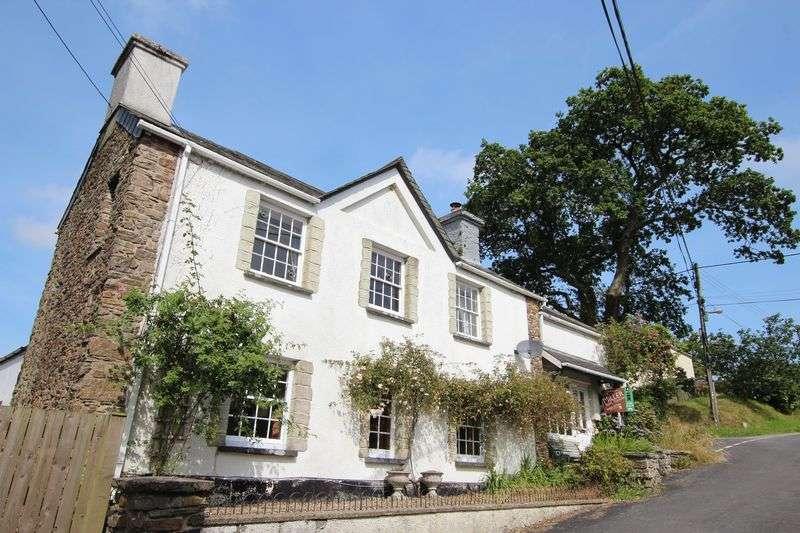 3 Bedrooms Property for sale in Broadwoodwidger, Devon