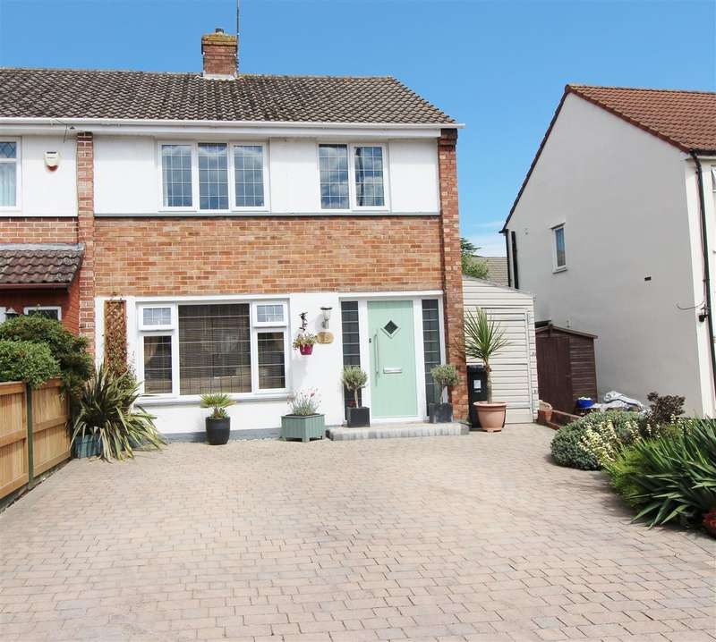 3 Bedrooms End Of Terrace House for sale in Orchard Vale, Bristol