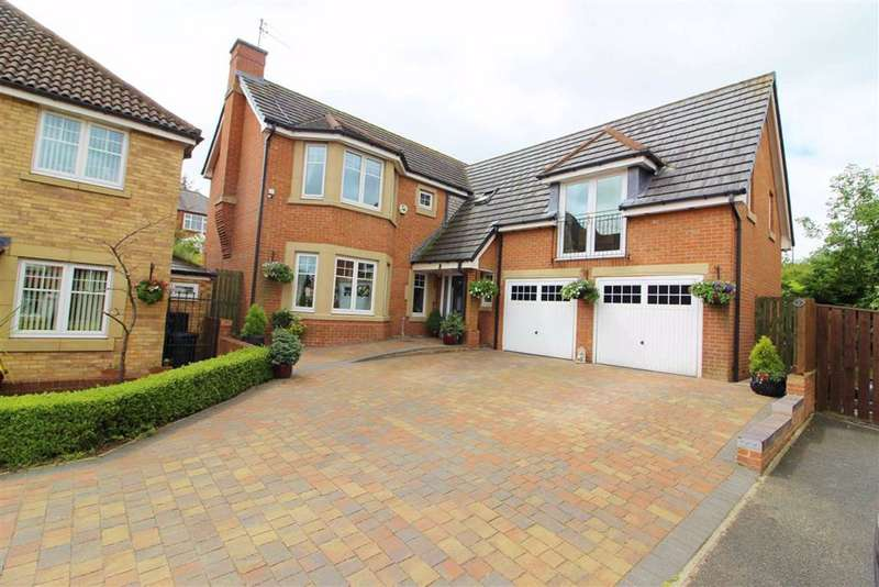 5 Bedrooms Detached House for sale in Willowdene, Usworth, Washington