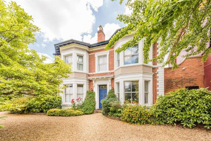 6 Bedrooms Detached House for sale in Sir Harrys Road, Edgbaston, Birmingham, B15 2UY