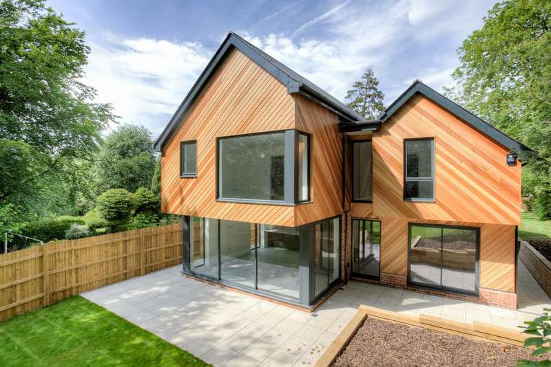 4 Bedrooms Detached House for sale in Sheering Mill Lane, Sawbridgeworth