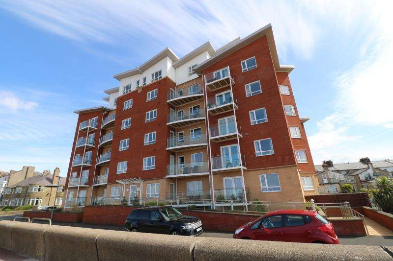1 Bedroom Apartment Flat for rent in 1 Grosvenor Apartments, Heysham, LA3 1GW