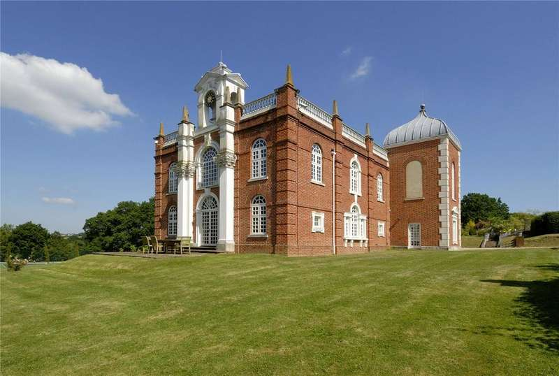 8 Bedrooms Detached House for sale in Chilsham Lane, Herstmonceux, East Sussex