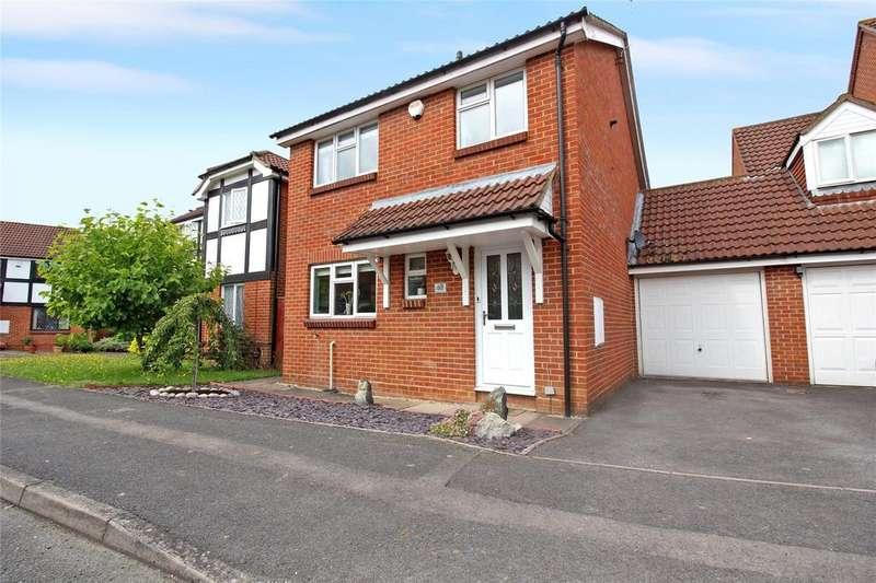 3 Bedrooms Link Detached House for sale in Egremont Drive, Lower Earley, Reading, Berkshire, RG6