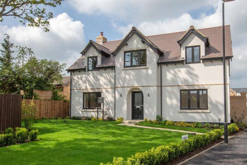 4 Bedrooms Detached House for sale in Danes Green, Silsoe.