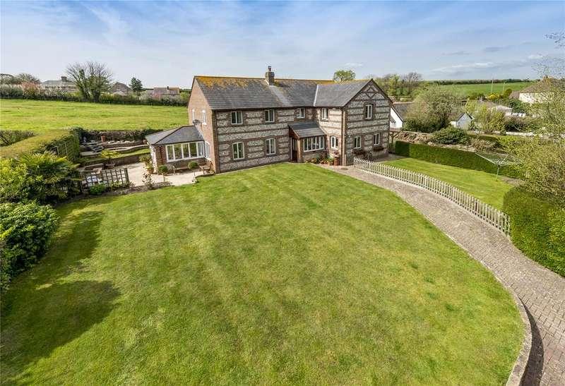 5 Bedrooms Detached House for sale in Dewlish, Dorchester, Dorset