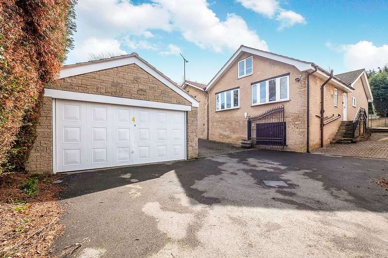 4 Bedrooms Detached Bungalow for sale in Eden Grove, Swallownest, Sheffield, S26