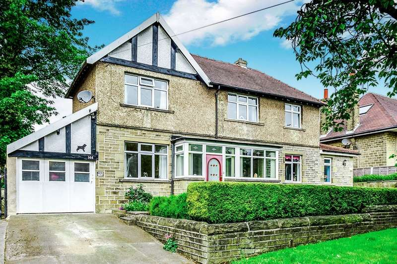 4 Bedrooms Detached House for sale in Luck Lane, Paddock, Huddersfield, HD1